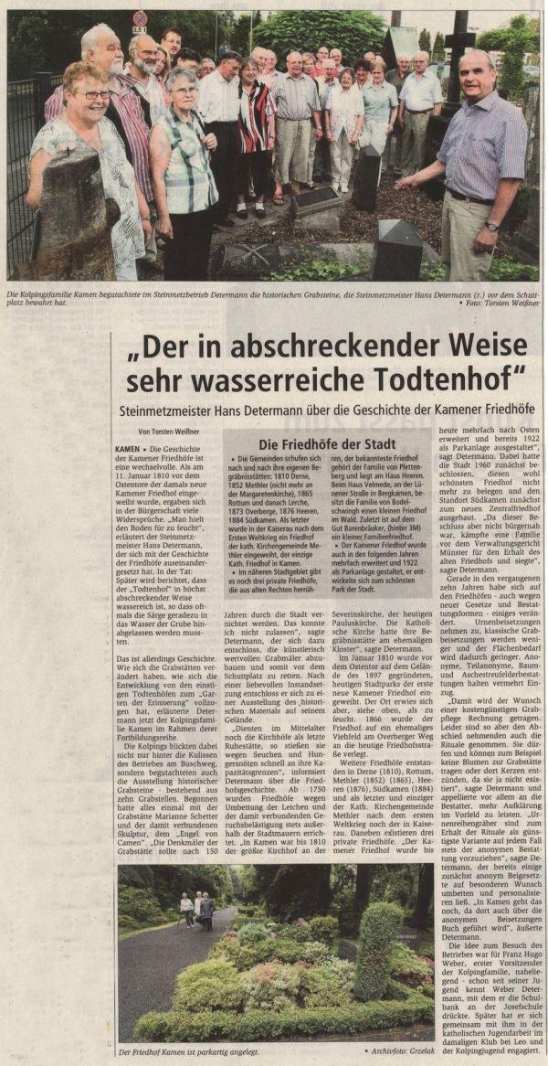 Hellweger Anzeiger 28. Juli 2010