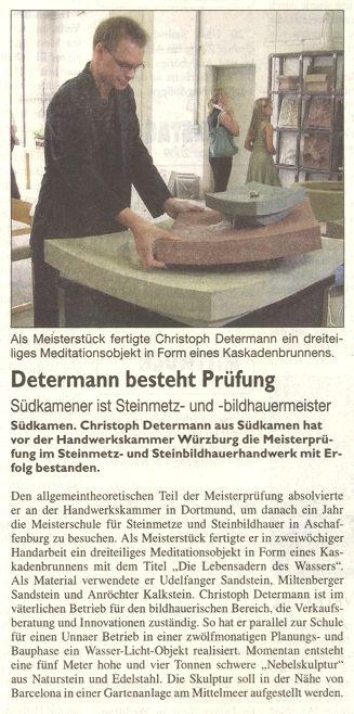 Stadtspiegel Dezember 2008