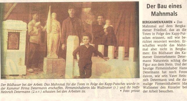 Hellweger Anzeiger 27. Mai 2011