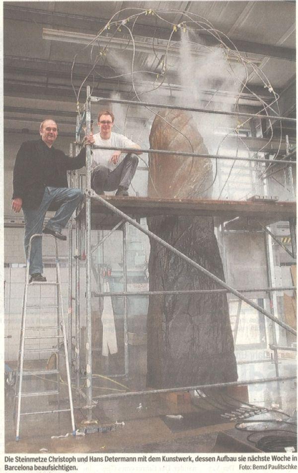 Westfälische Rundschau 7. April 2009