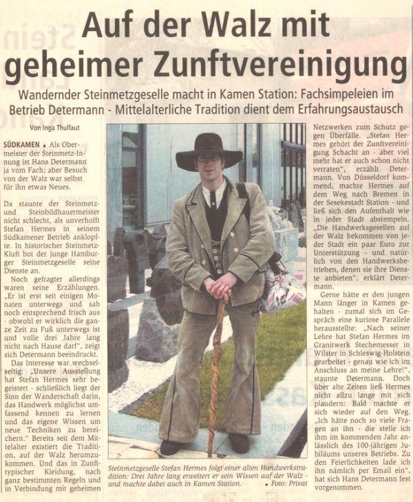 Hellweger Anzeiger 7. Dezember 2004