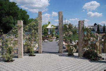 Ausstellungsgarten in Kamen