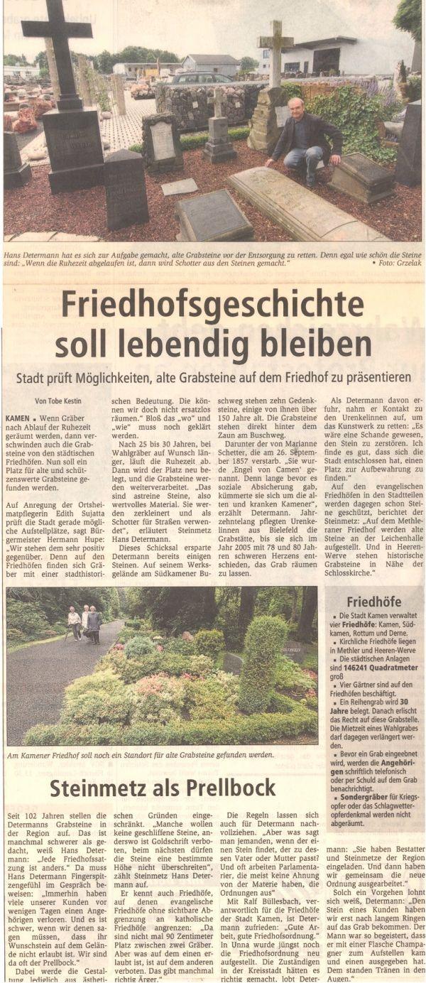 Hellweger Anzeiger 7. Juli 2007