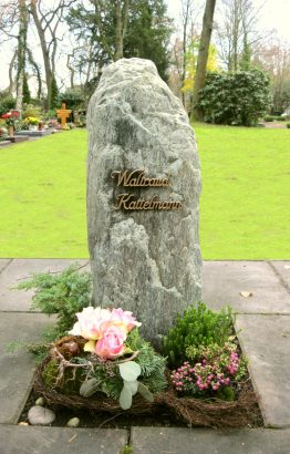 Urneneinzelgrab