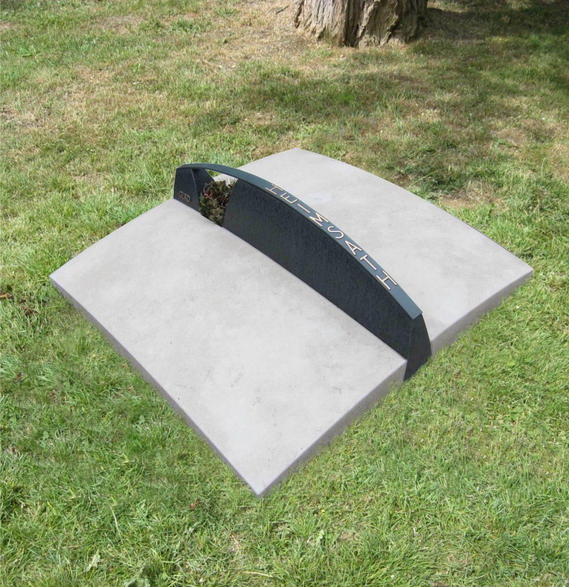 Urnengrababdeckung