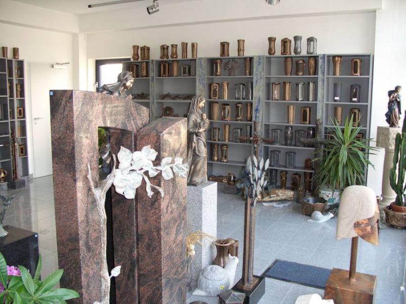 Grabschmuck Ausstellung in Kamen