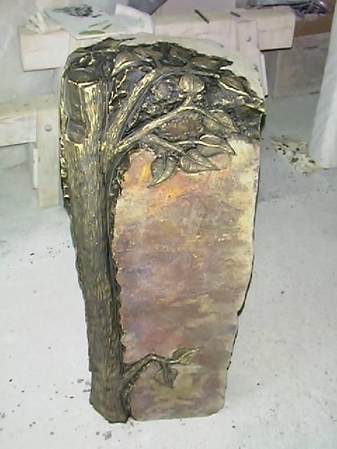 Bildhauerei Lebensbaum