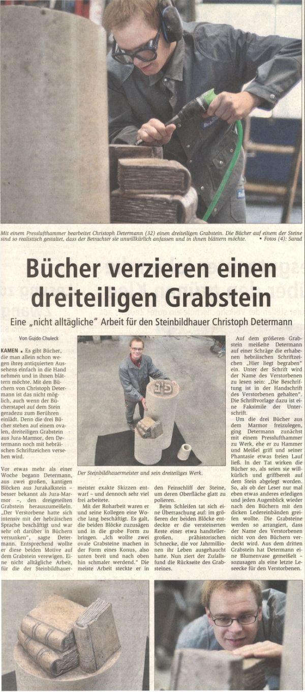 Hellweger Anzeiger 29. Oktober 2009
