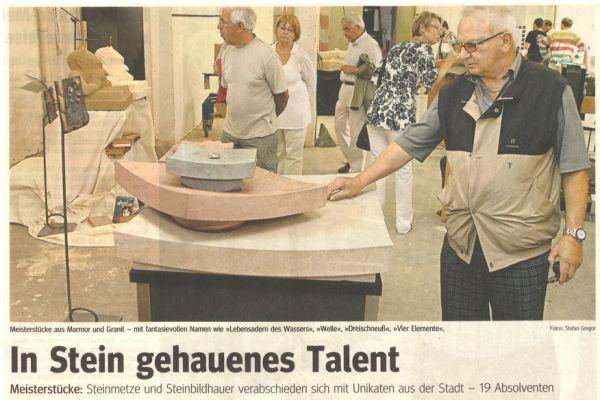 Aschaffenburger Zeitung 5. August 2008
