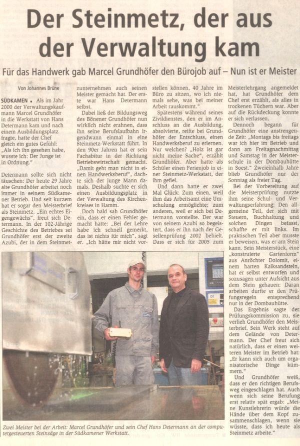 Hellweger Anzeiger 4. Oktober 2007